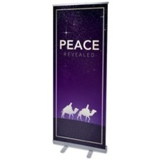 Peace Revealed Banner