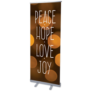 Good News Great Joy M Banners