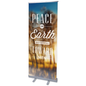 Glory and Peace R Banners