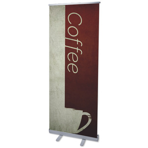 Color Block Coffee Banners