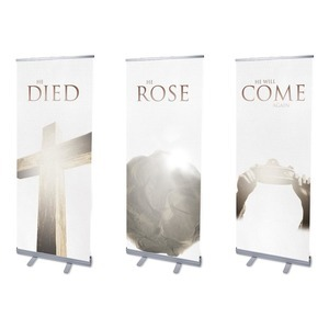 Truth Triptych Banners