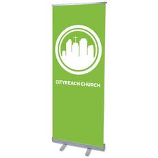 CityReach Green Banner