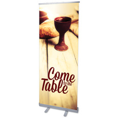 Come To the Table Banner