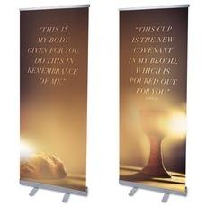 Luke 22 Pair Banner