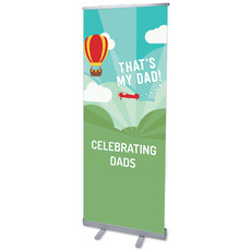 Thats My Dad Banner