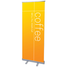 Color Wash Coffee Banner