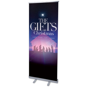 The Gifts of Christmas Advent Banners