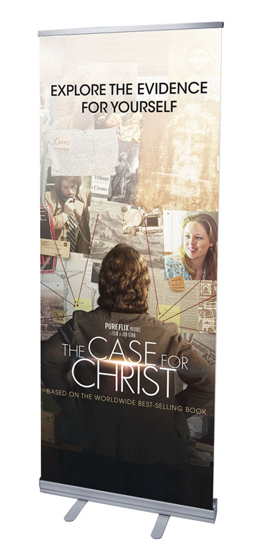 The Case for Christ Movie Rollup Banner