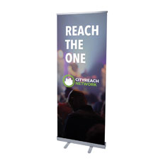 CityReach One Banner