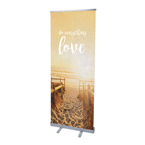 Photo Scriptures 1 Cor 16:14 Banners