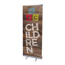 Shiplap Children Natural Banner