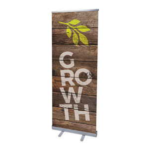 Shiplap Growth Natural Banners