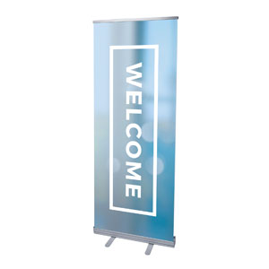 Shimmer Welcome Banners