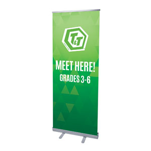 Awana T and T Banners