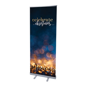 Glitter Sparkle Christmas Banners