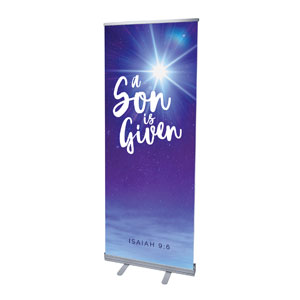 Son Given Star Banners