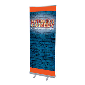 Date Night Comedy Banners