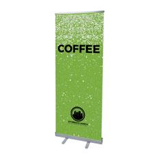 CityReach Green Pebble Fade Coffee Banner