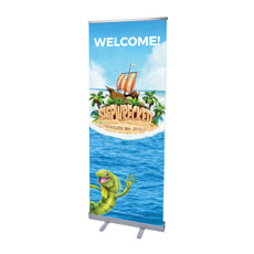 Shipwrecked Welcome Banner