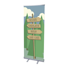 Woodland Friends Directional