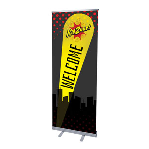"Scripture Squad Welcome 2'7"" x 6'7""  Vinyl Banner"