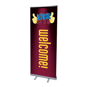 Marquee Welcome Banners