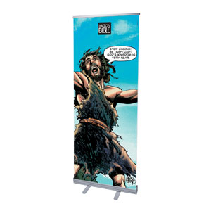 The Action Bible John the Baptist Banners