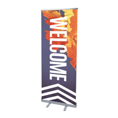 Chevron Welcome Fall
