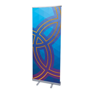 Bold Iconography Trinity Banners
