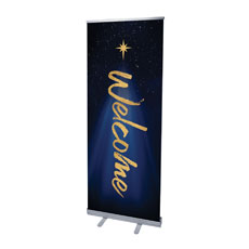 Christmas Star Hope is Born Welcome
