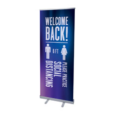 Aurora Lights Welcome Back Distancing