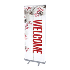 Celebrate Christmas Berries Welcome