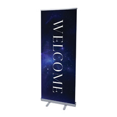 Begins With Christ Manger Welcome