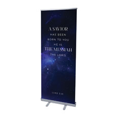 Begins With Christ Manger Scripture