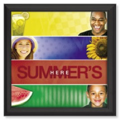 Sunflower Banner