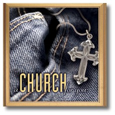 Denim Cross Banner