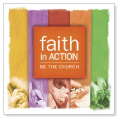 Faith in Action Hands Banner