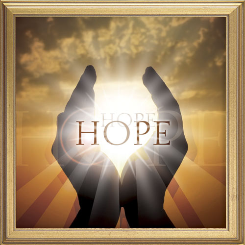 Hope Hands Banner Church Banners Outreach Marketing