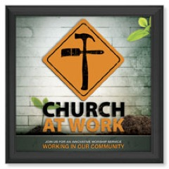 Church at Work Banner