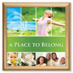 Belong Spring Banner