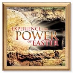 Experience Easter Power Banner