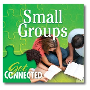 Youre Connected Small Groups StickUp