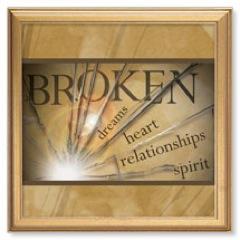Broken Banner