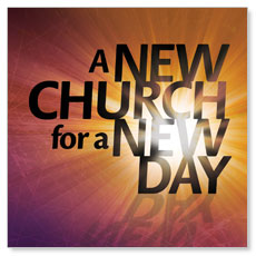 New Church Banner