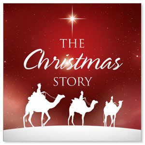 The Christmas Story StickUp