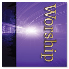 Light Rays Worship Banner