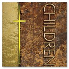 Leather Children Banner