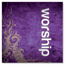 Adornment Worship Banner