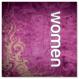 Adornment Women Banners