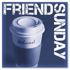 Wow! Sunday Friend Sunday Banner